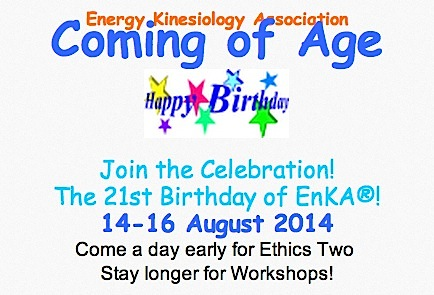 Energy Kinesiology Association