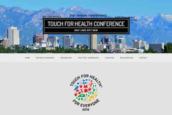 Touch for Health Conference USA 2016